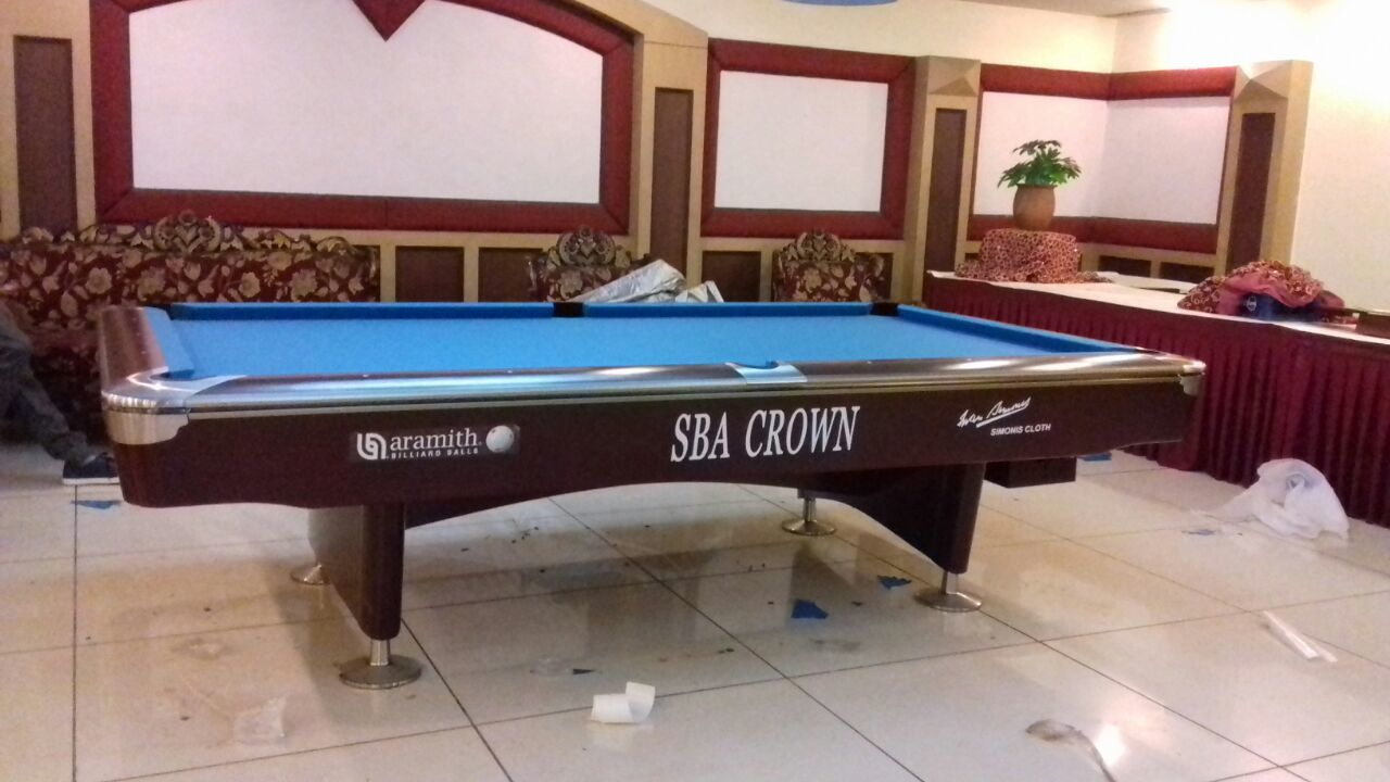 SBA Crown 7' Imported American Pool Table