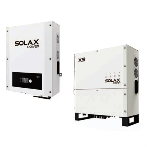 Solax Three Phase Inverter