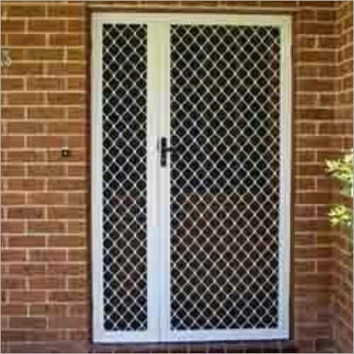 Aluminum Wire Mesh Doors