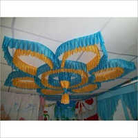 Decorative Wedding Ceiling