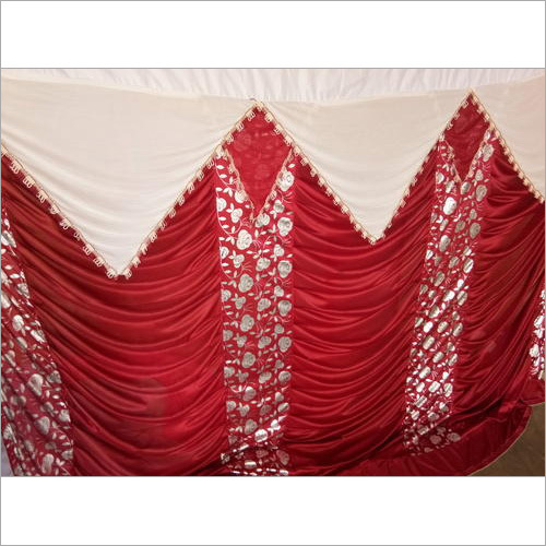 Wedding Decorative Sidewall Tents