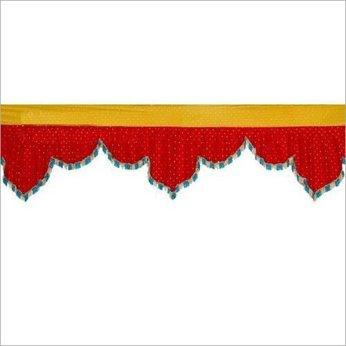 Wedding Tent Frill