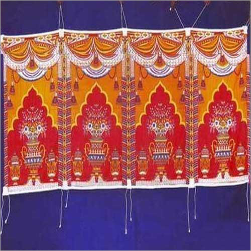 Wedding Tent Curtain