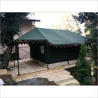 Canvas Army Tent