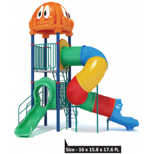 Gym equipment for kids -play systems
