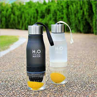 Glass Juicer Bottle