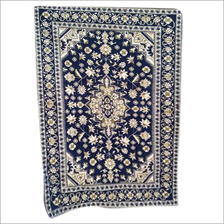 Chenille Janamaz Prayer Rug