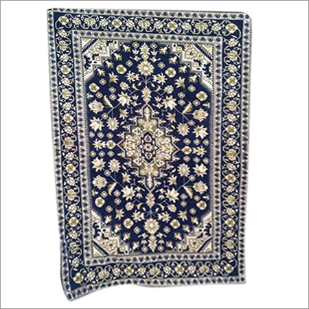 Chenille Janamaz Prayer Rug