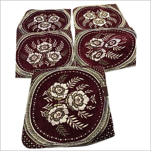 Printed Flowers Cushion Covers Set