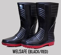 WELSAFE (BLACK/RED)