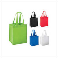 Loop Handle Plain Non Woven Bag