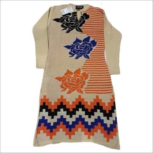 Ladies Designer Woolen Kurti