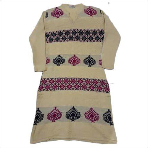 Trendy Woolen Kurti