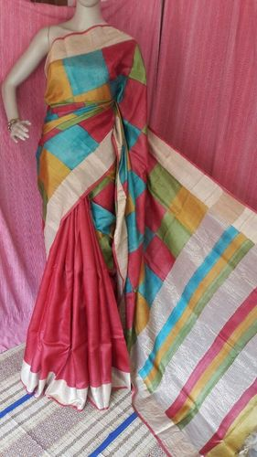 Digital Tassar Sarees