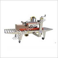 VG Carton Taping Machine with Top and Bottom Drive