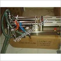 VG Liquid Filling Machine Double Head