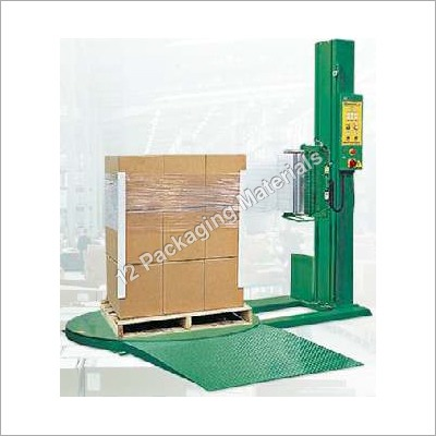 Pallet Stretch Wrapping Machine Standard Models