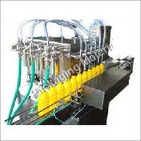 Multi Head Automatic Liquid Filling Machine