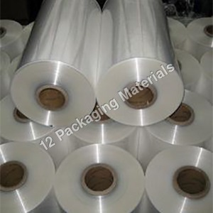LDPE Shrink Film 80Micron x 300 640mm