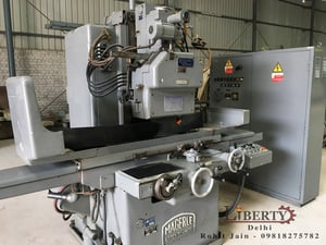 Magerle Creep Feed Surface Grinder