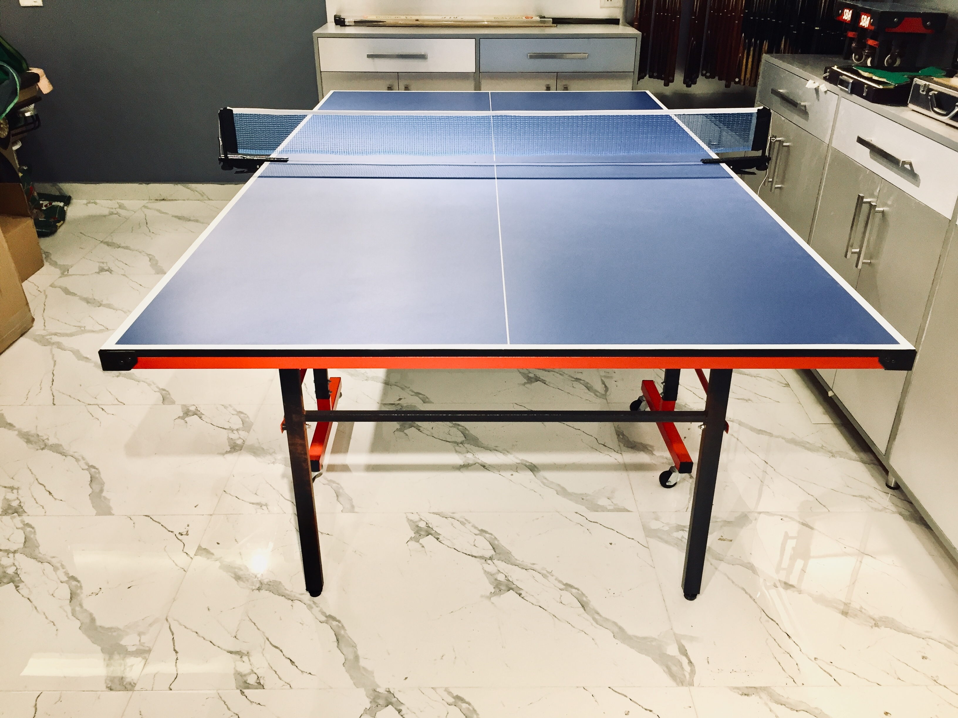 Euro Sports Table Tennis Table