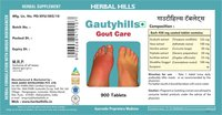 Gauthills - Gaut Care for Joint Pain, Swelling & Inflammation