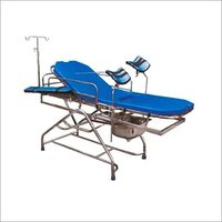 S.S Telescopic Labour Table
