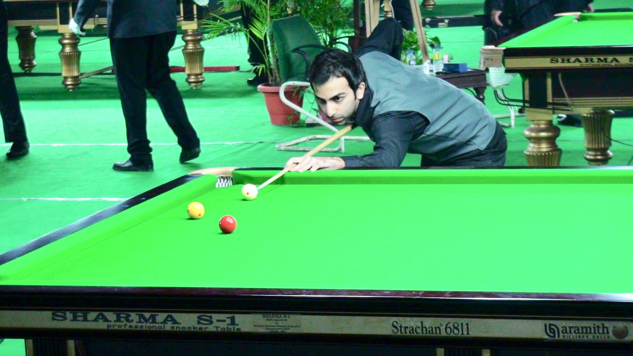Tournament Snooker Table