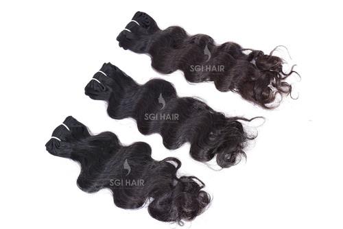 Temple Hair Body Wavy