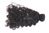 Indian Temeple Curly Hair