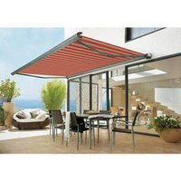 Outdoor Folding Awnings