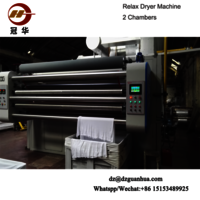 Textile Finishing Machinery Relax Dryer Machine