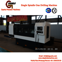 CNC Deep hole gun drill machine