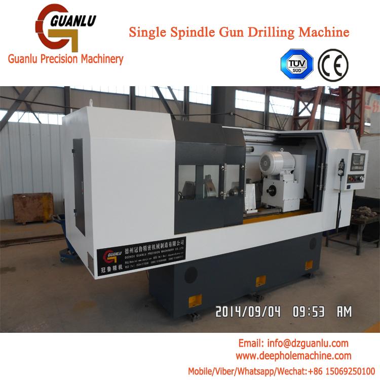 CNC Deep hole gun drill machine