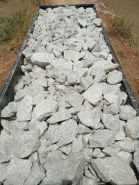 White Quartz Stone, aggregate, Gravel For Landscaping