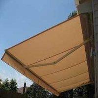 Terrace Folding Shade