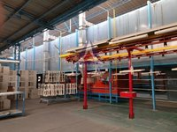 Conveyorised Coating Plant
