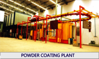 Conveyorised Powder Coating