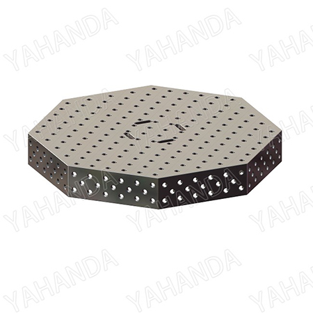3D Octagonal Table