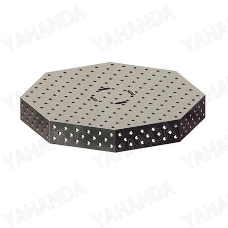 3D Octagonal Table