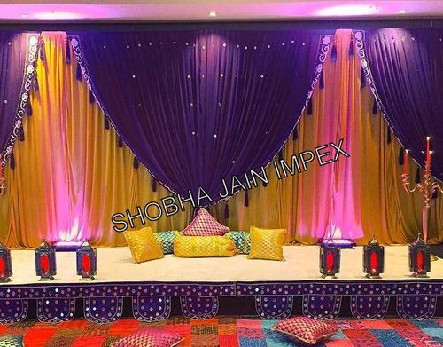 Asian Sangeet Night Stage