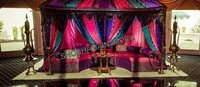 Indian Wedding Sangeet Decoration