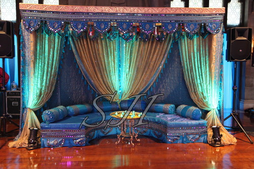 Wedding Sangeet Decoration Pannel