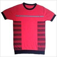Desinger Men's Flat Knitted T-Shirts
