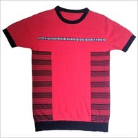 Desinger Men's Flat Knitted T-Shirts