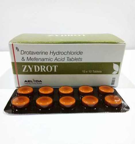 Mefenamic Drotaverine Tablets