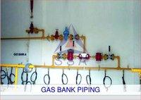 Gas Bank Piping
