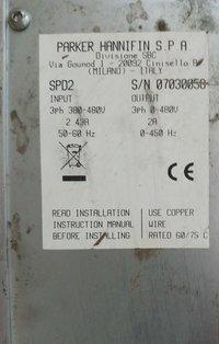 PARKER HANNIFIN S.P.A 07030050