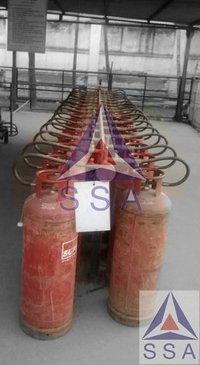 LPG Gas Banks