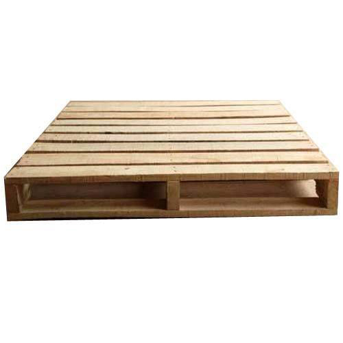 Rectangular Two Way Wooden Pallet